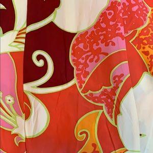 """Vintage"" Nanette Lepore silk dress size 2"